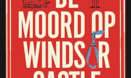De moord op Windsor Castle  – SJ Bennett