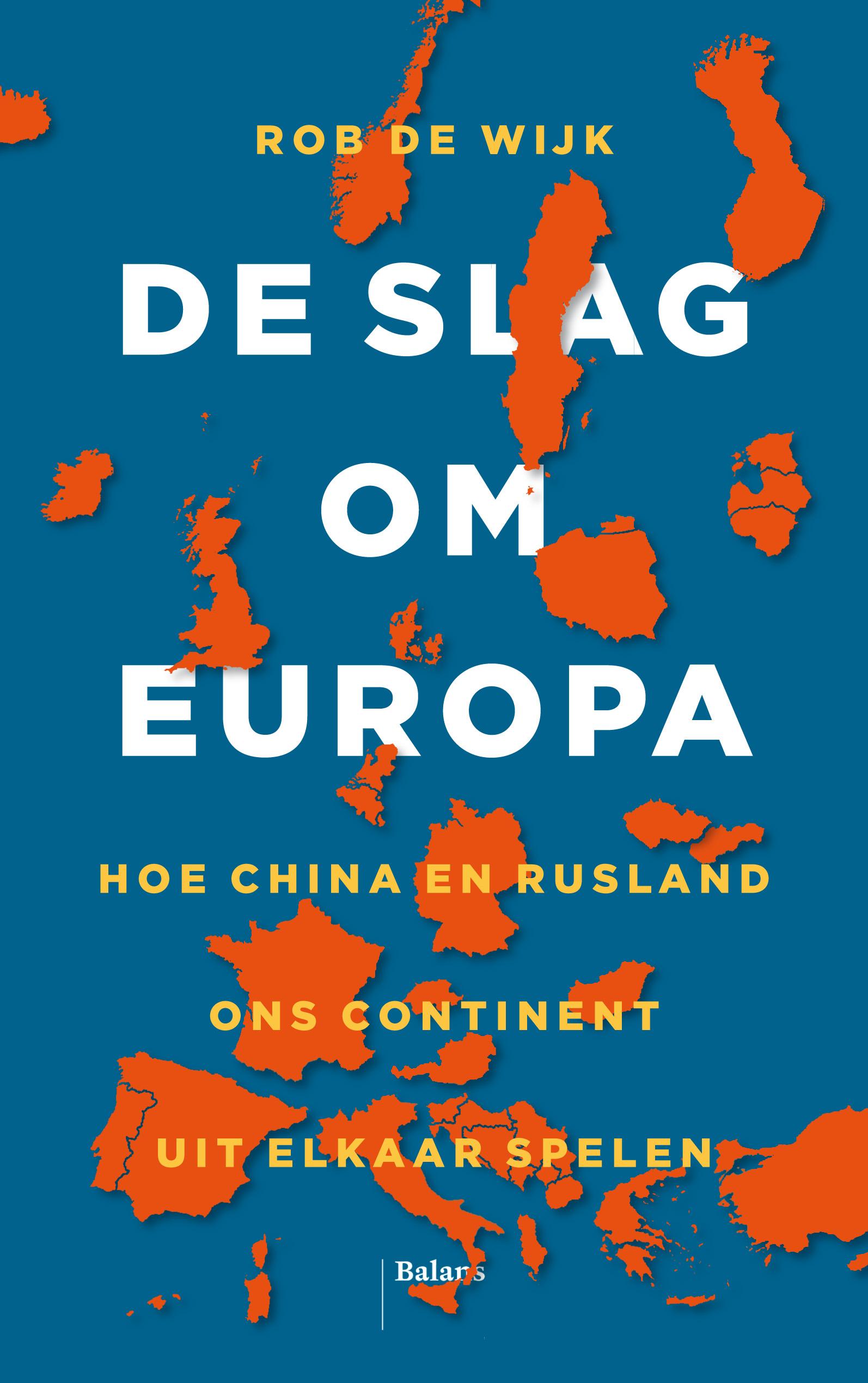 De slag om Europa - boekenflits