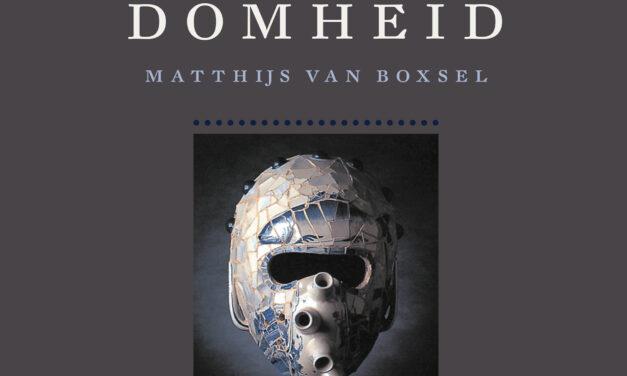 De topografie van de Domheid – Matthijs van Boxsel