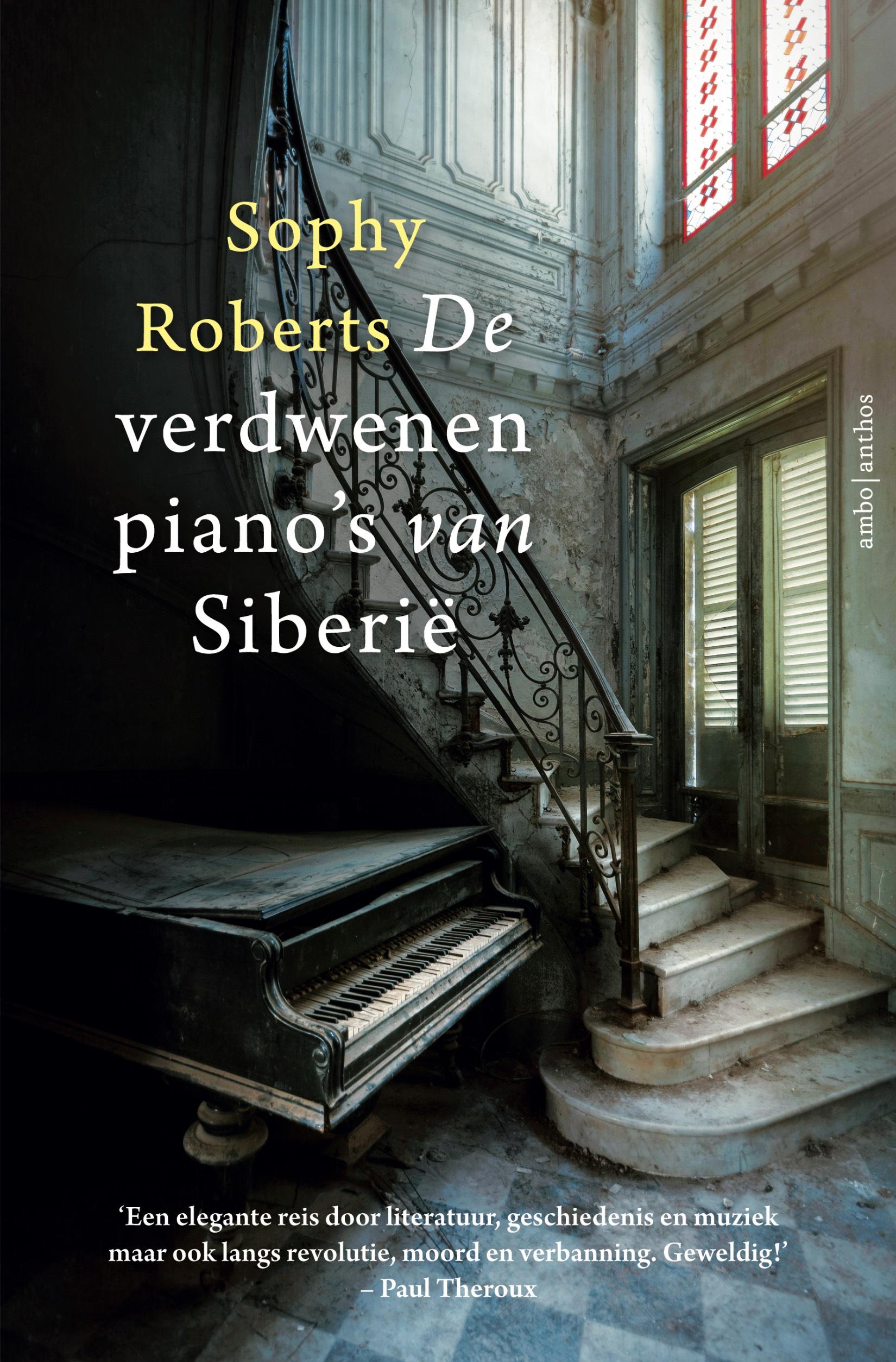 De verdwenen piano's van Siberië - boekenflits