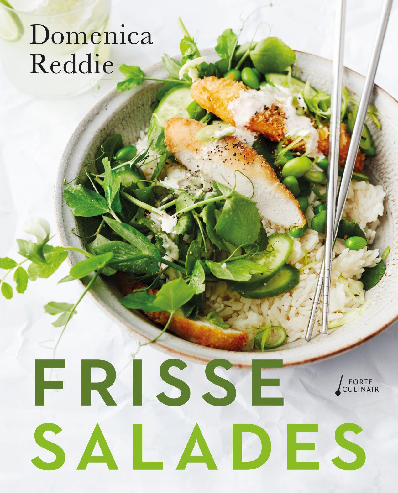 Frisse salades - boekenflits