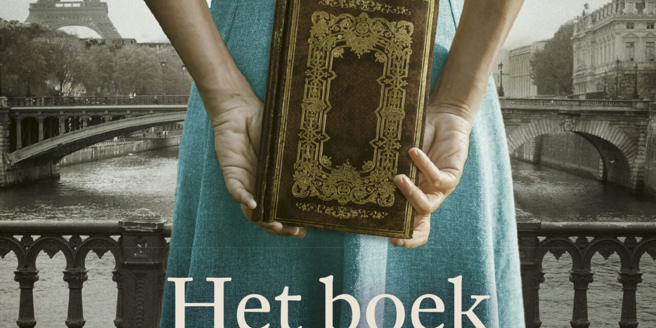Het boek van verloren namen – Kristin Harmel