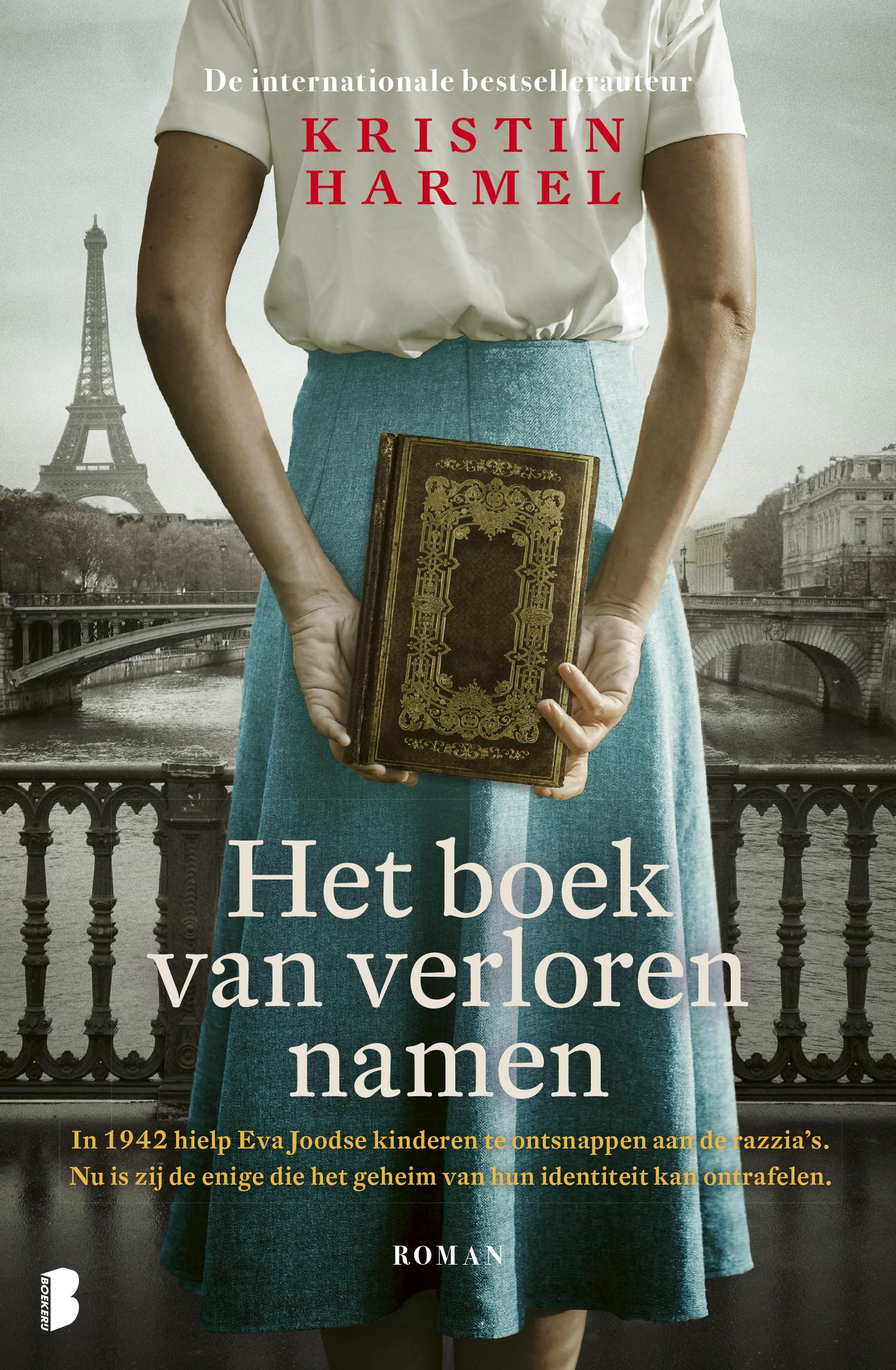 Het boek van de verloren namen - boekenflits
