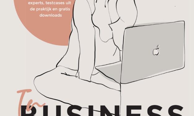 In business – Aranka van der Voorden