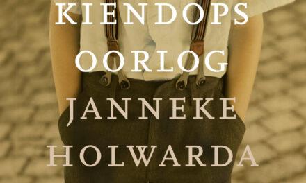 Kiendops oorlog – Janneke Holwarda
