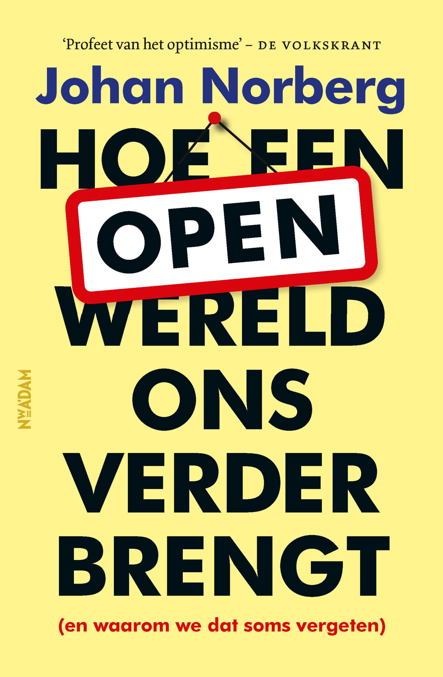 Open - boekenflits