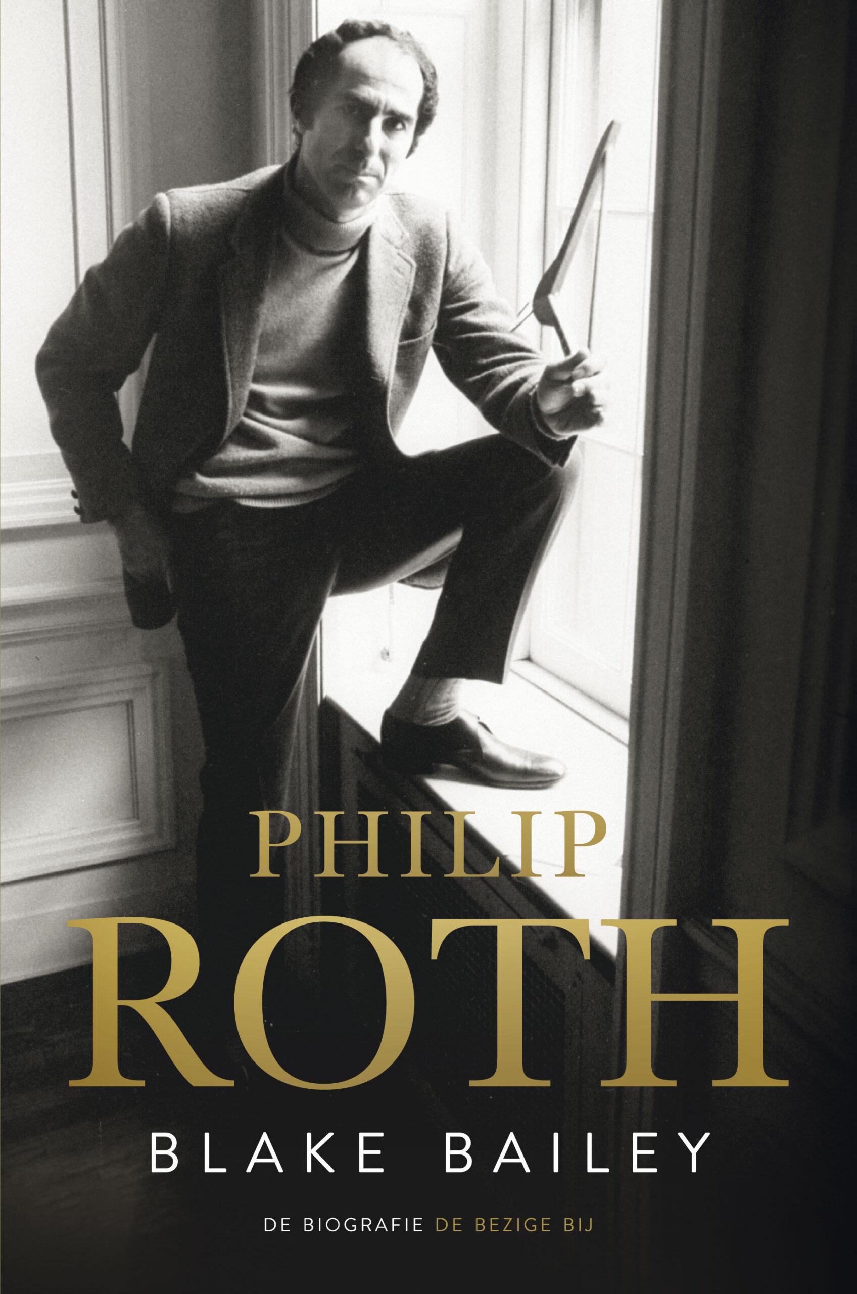 Philip Roth - boekenflits