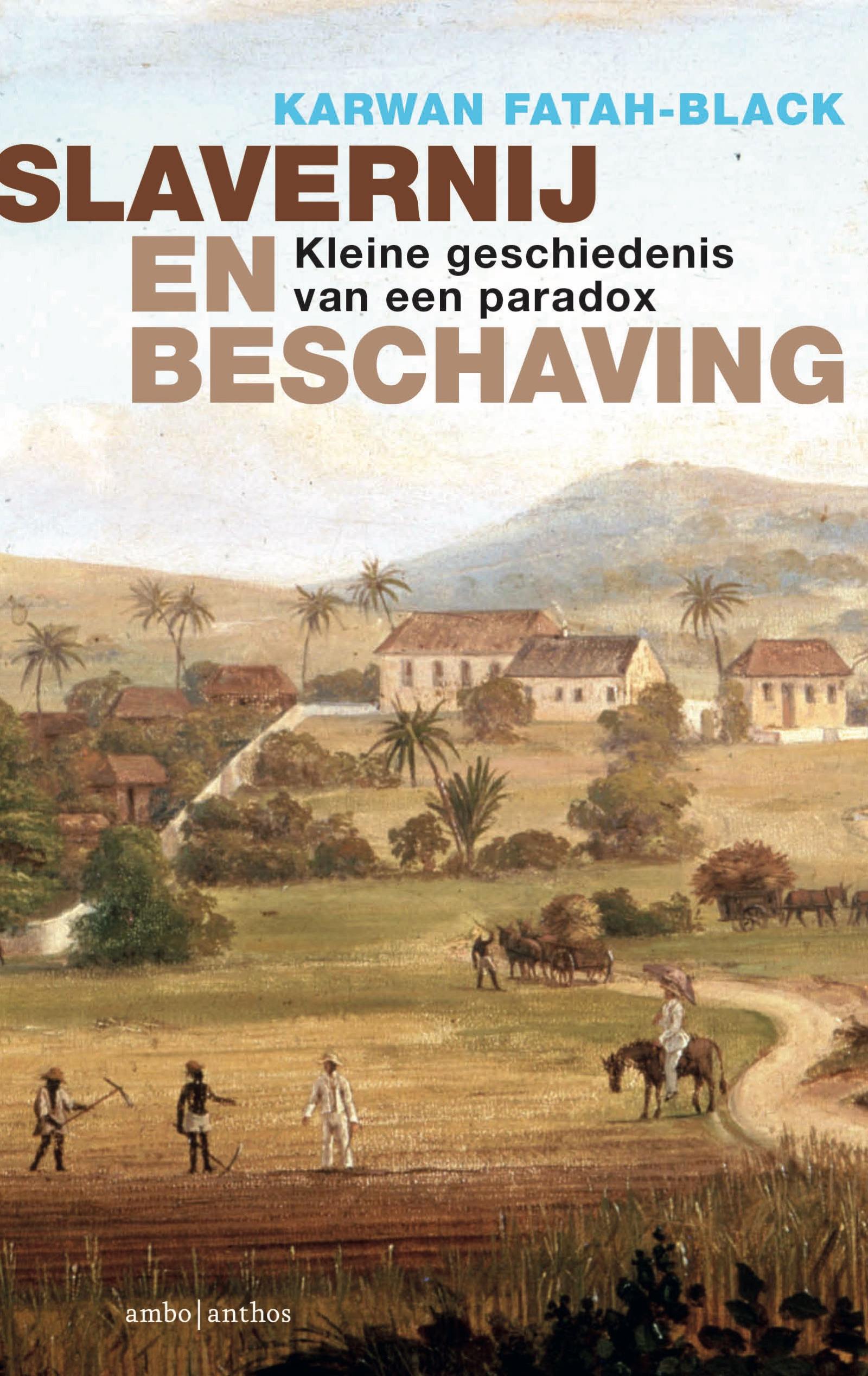 Slavernij en beschaving - boekenflits