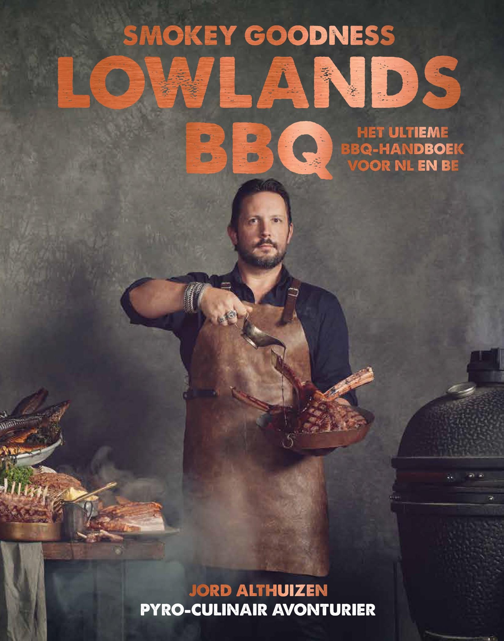 Smokey Goodness Lowlands BBQ - boekenflits
