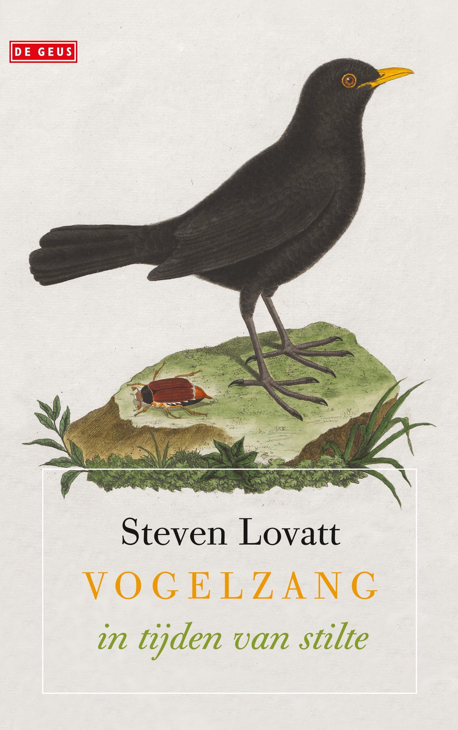 Vogelzang in tijden van stilte - boekenflits