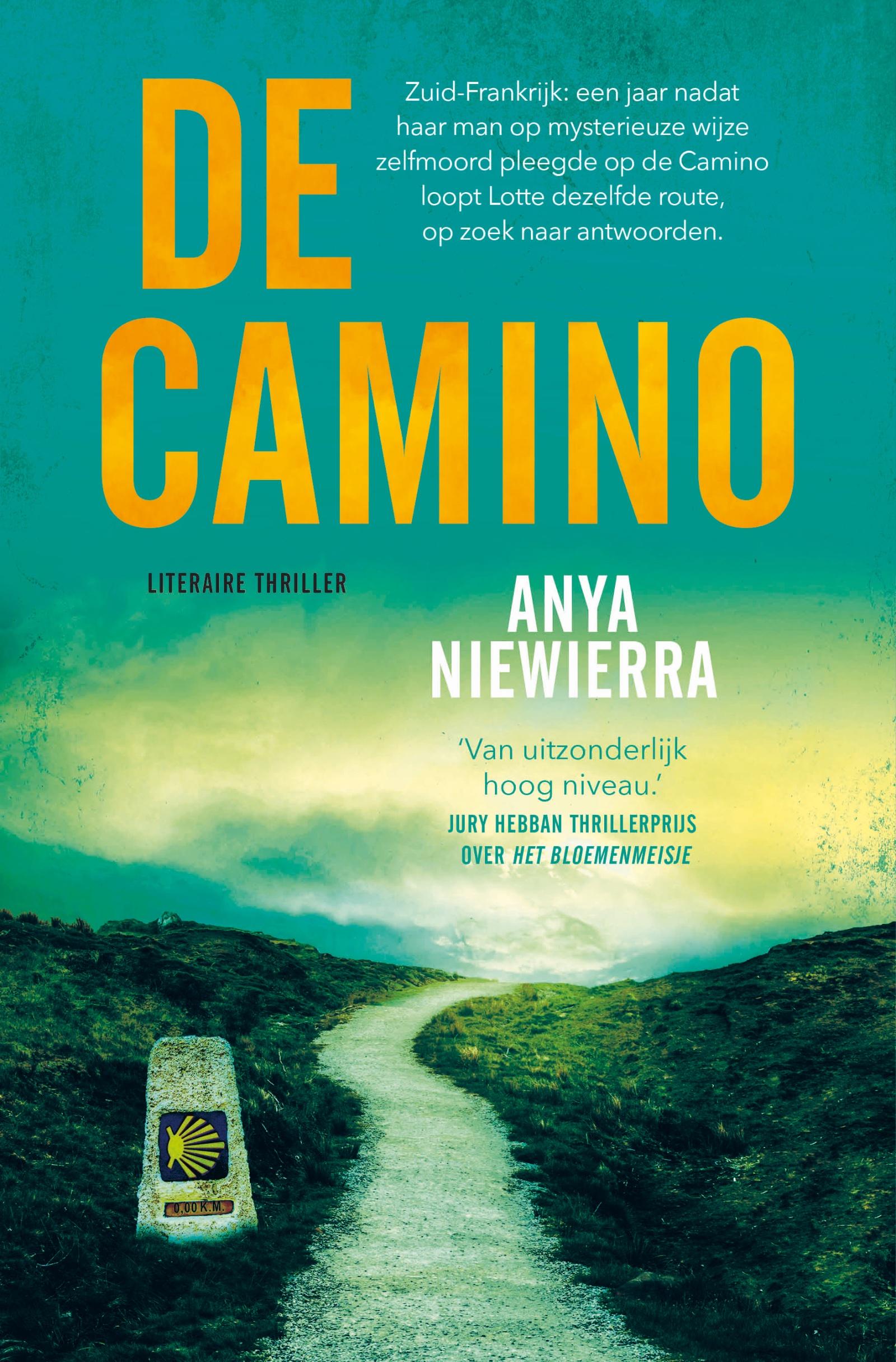 De Camino - boekenflits