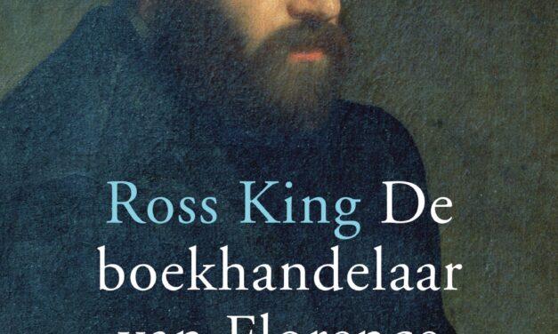 De boekhandelaar van Florence – Ross King