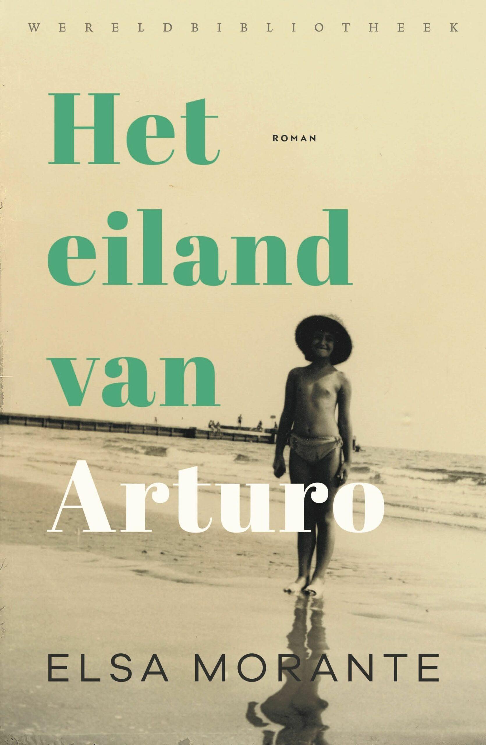 Het eiland van Arturo - boekenflits