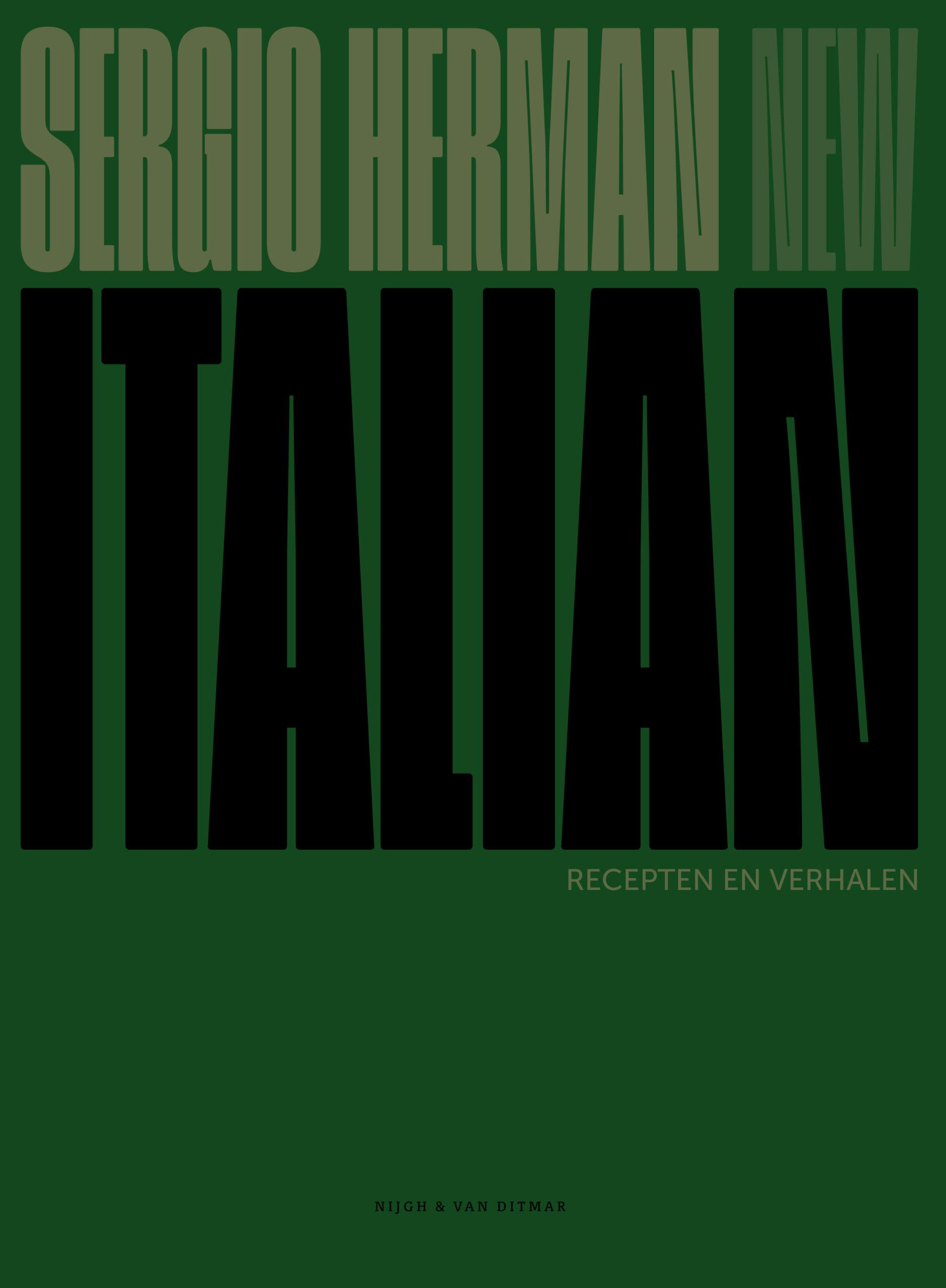 New Italian - boekenflits