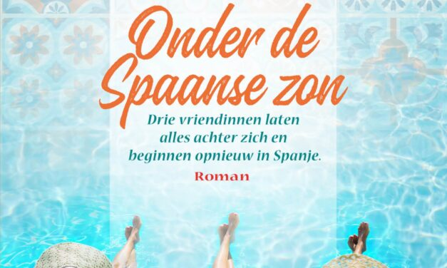 Onder de Spaanse zon – Anna Thomas