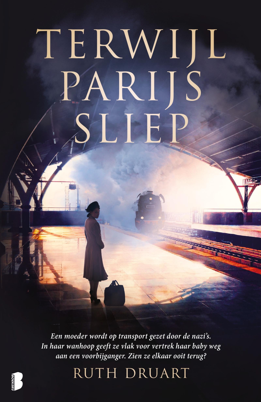 Terwijl Parijs sliep - boekenflits