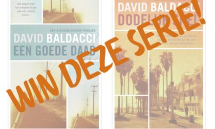 Win de Aloysius Archer-serie van David Baldacci!