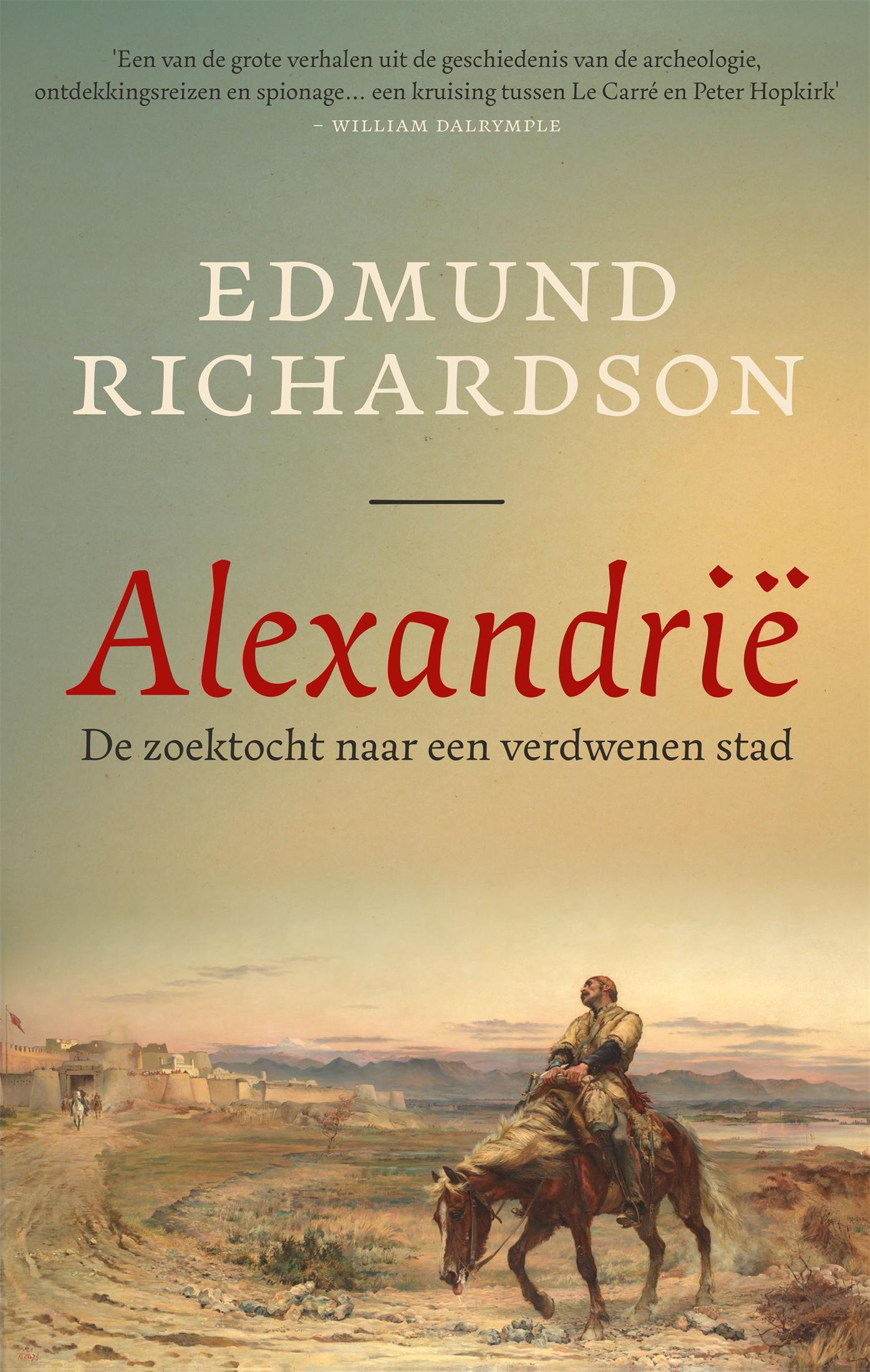 Alexandrië - boekenflits