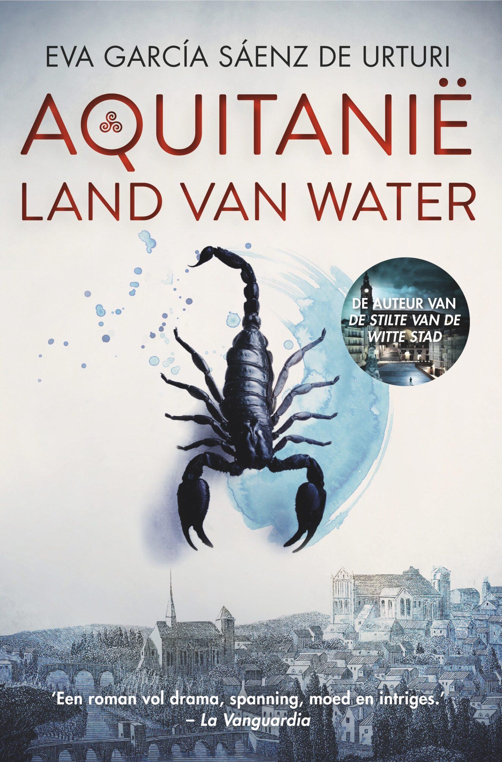 Aquitanië, land van water - boekenflits