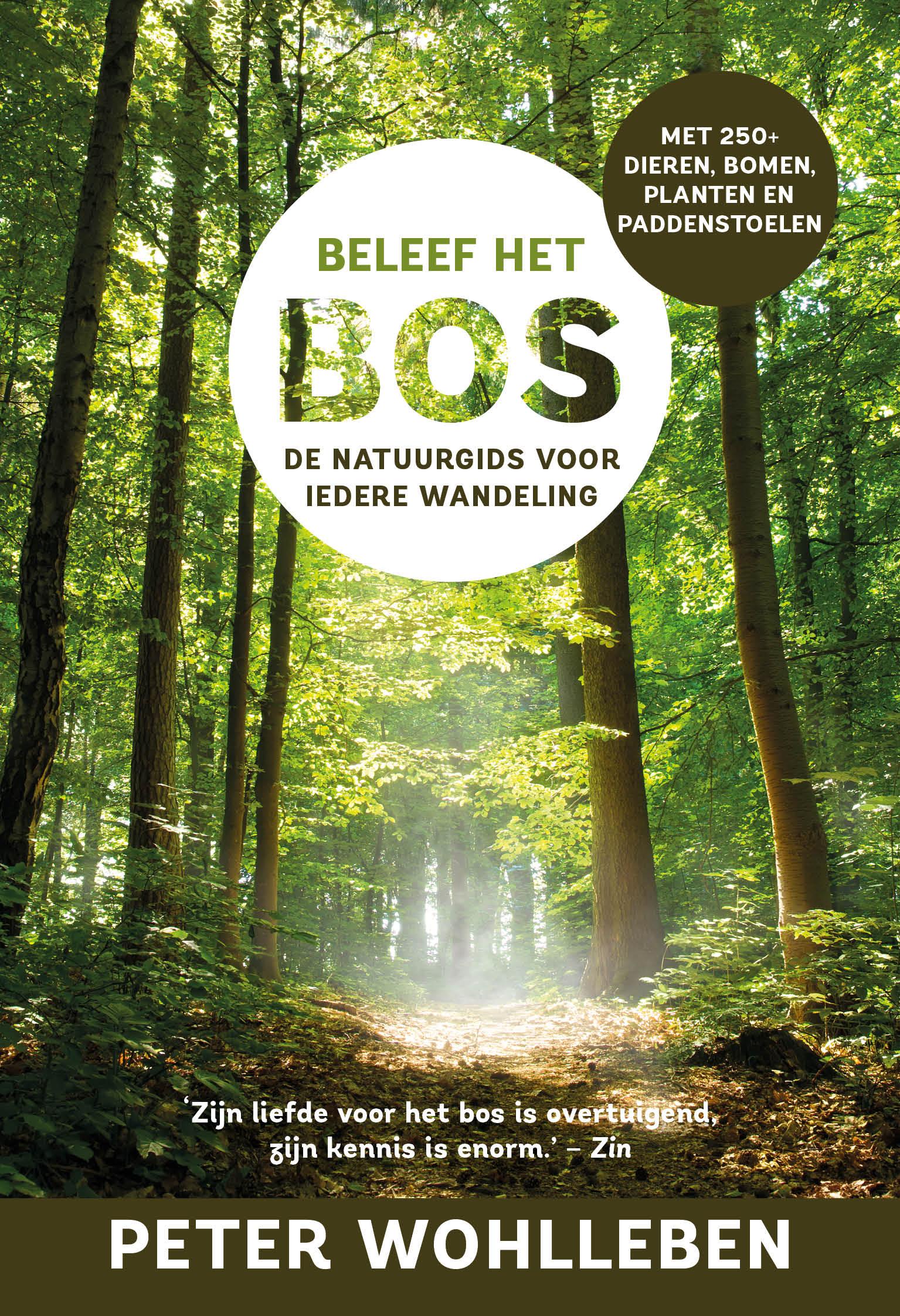 Beleef het bos - boekenflits