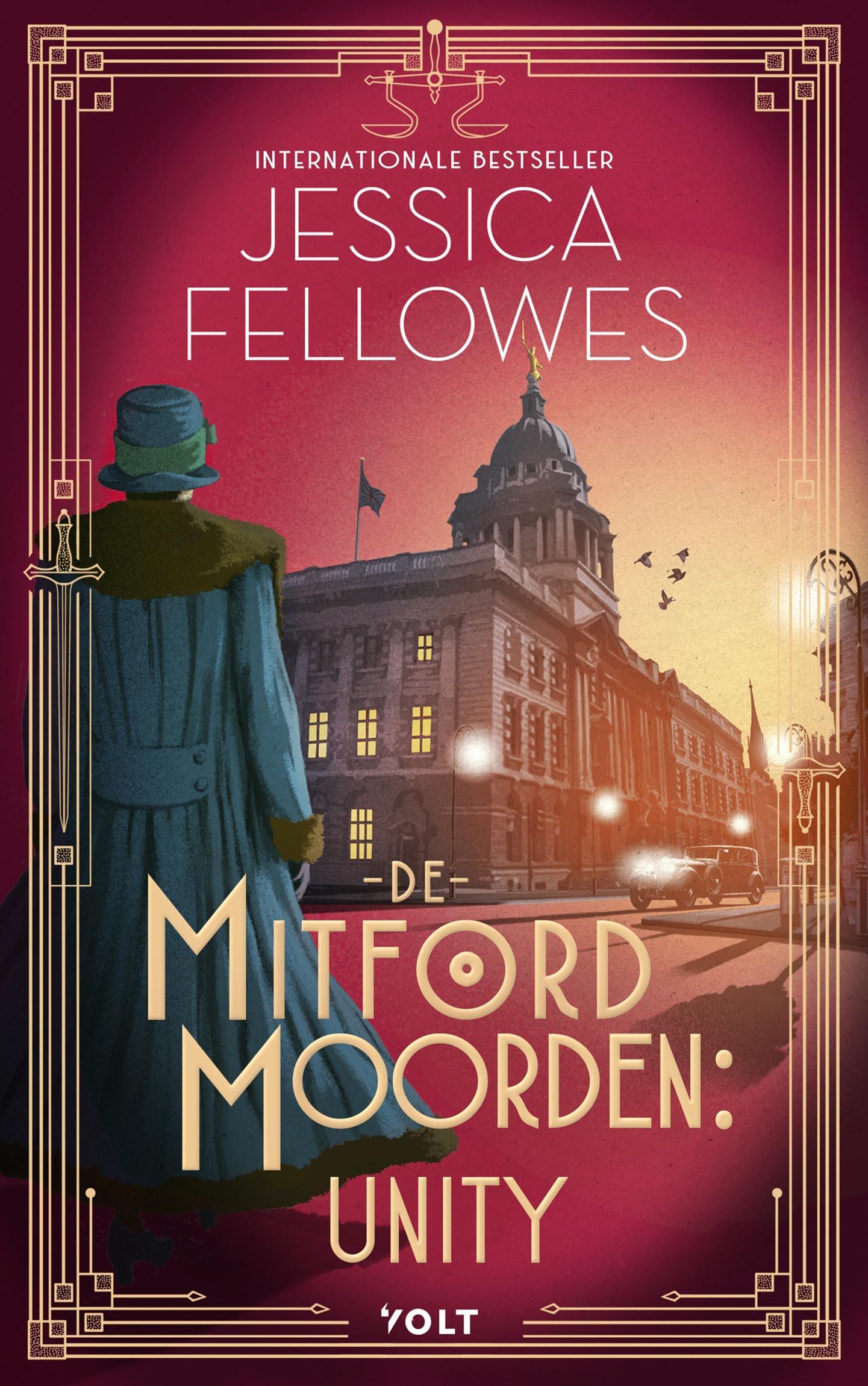 De Mitford-moorden-Unity - boekenflits