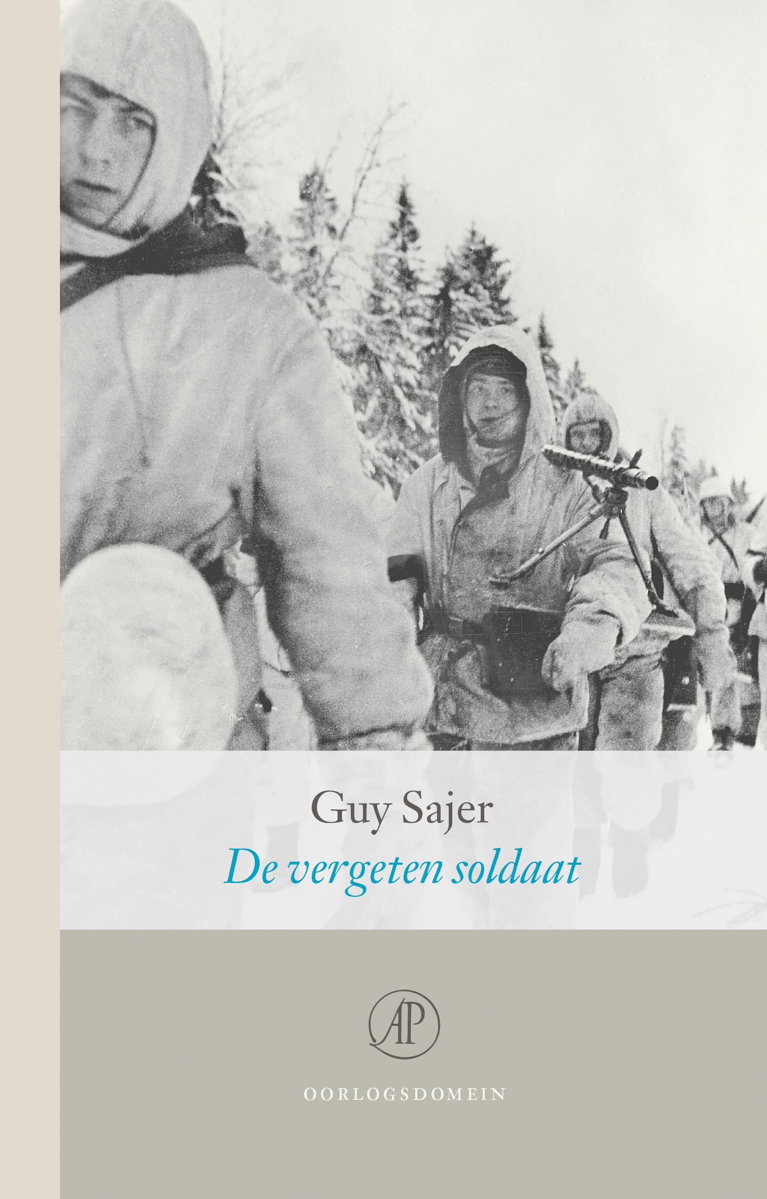 De vergeten soldaat - boekenflits