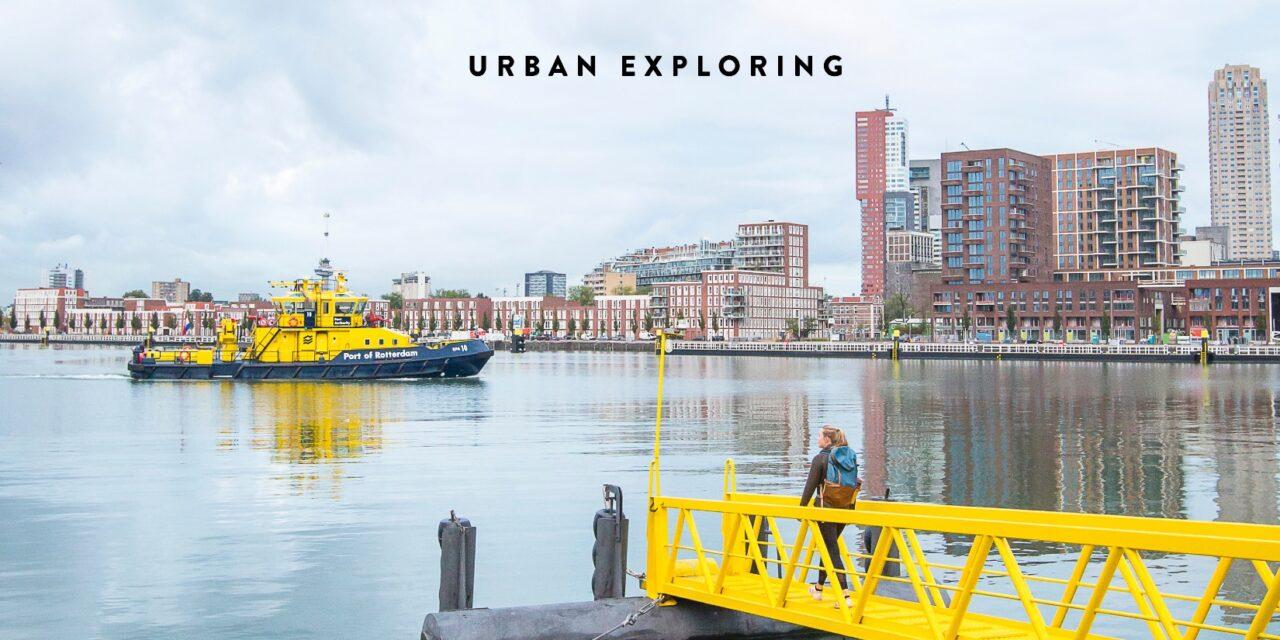 Expeditie Achtertuin: Urban exploring – Dirk Wijnand de Jong & Bas van Oort