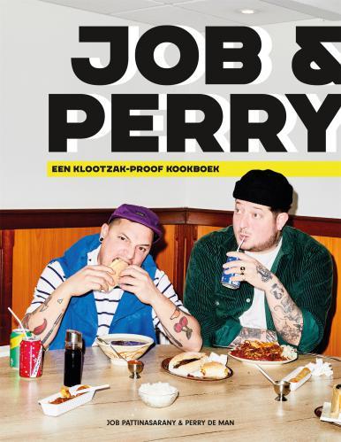 Job en Perry - boekenflits