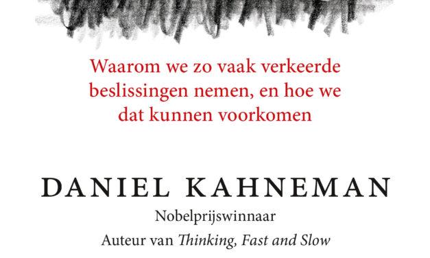 Ruis – Daniel Kahneman, Olivier Sibony & Cass R. Sunstein