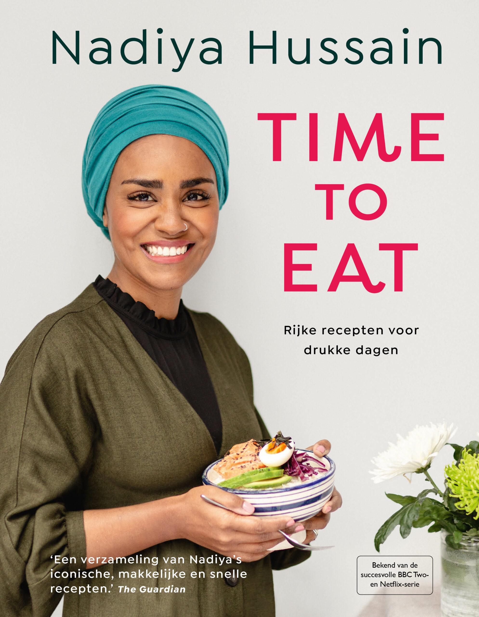 Time to eat - Nadiya Hussain