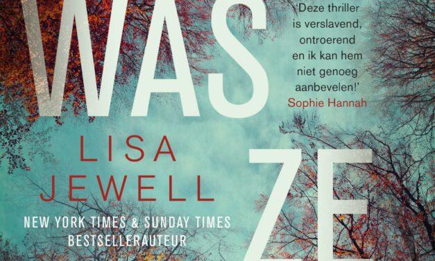 Toen was ze weg – Lisa Jewell