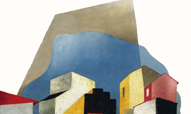 Verzonken stad – Marta Barone