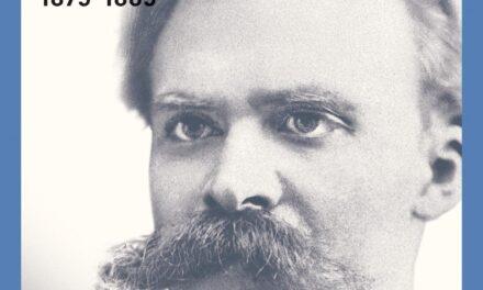 De levensgevaarlijke jaren – Friedrich Nietzsche
