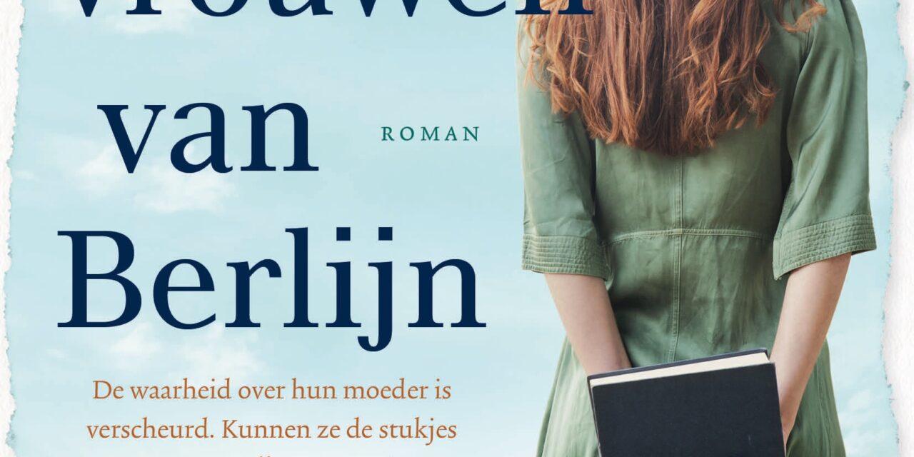 De puzzelvrouwen van Berlijn – Anna Ellory
