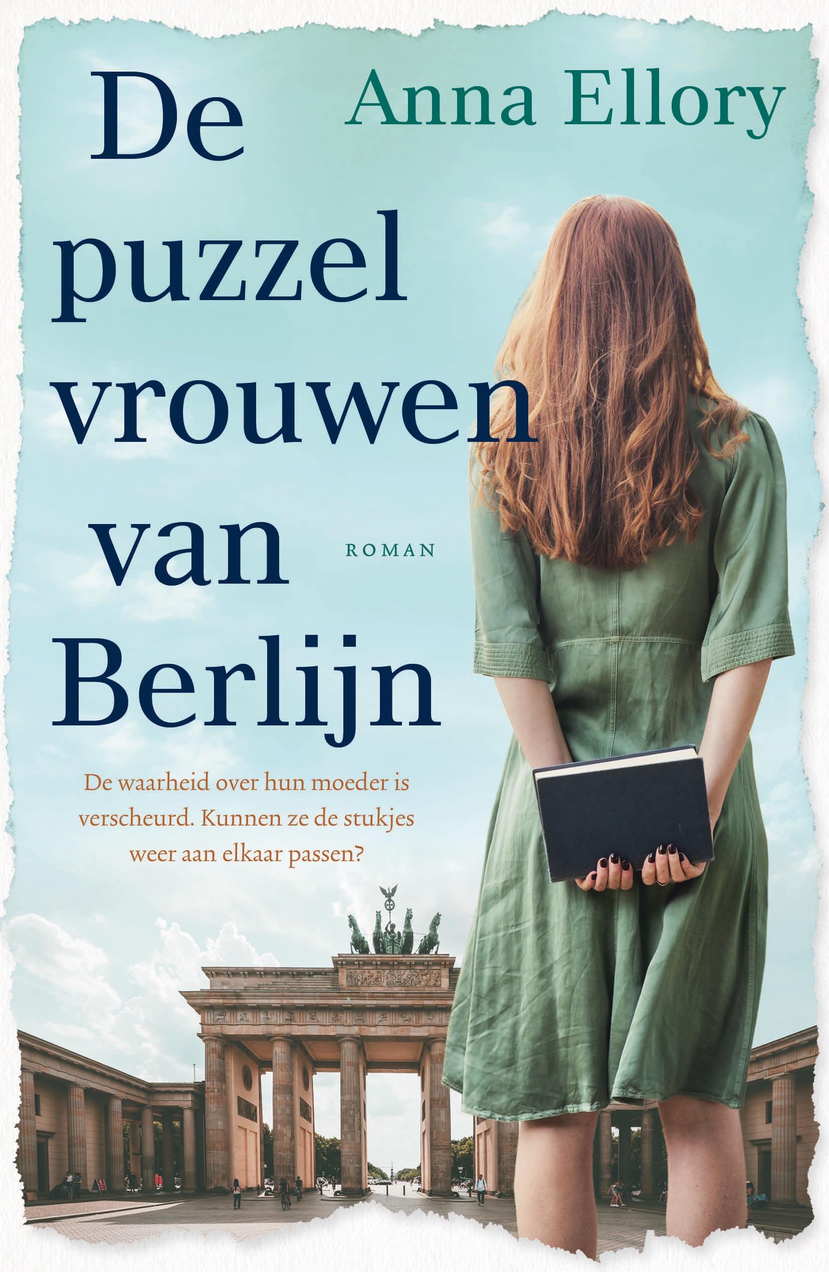 De puzzelvrouwen van Berlijn - Anna Ellory