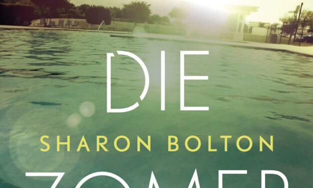 Die zomer – Sharon Bolton