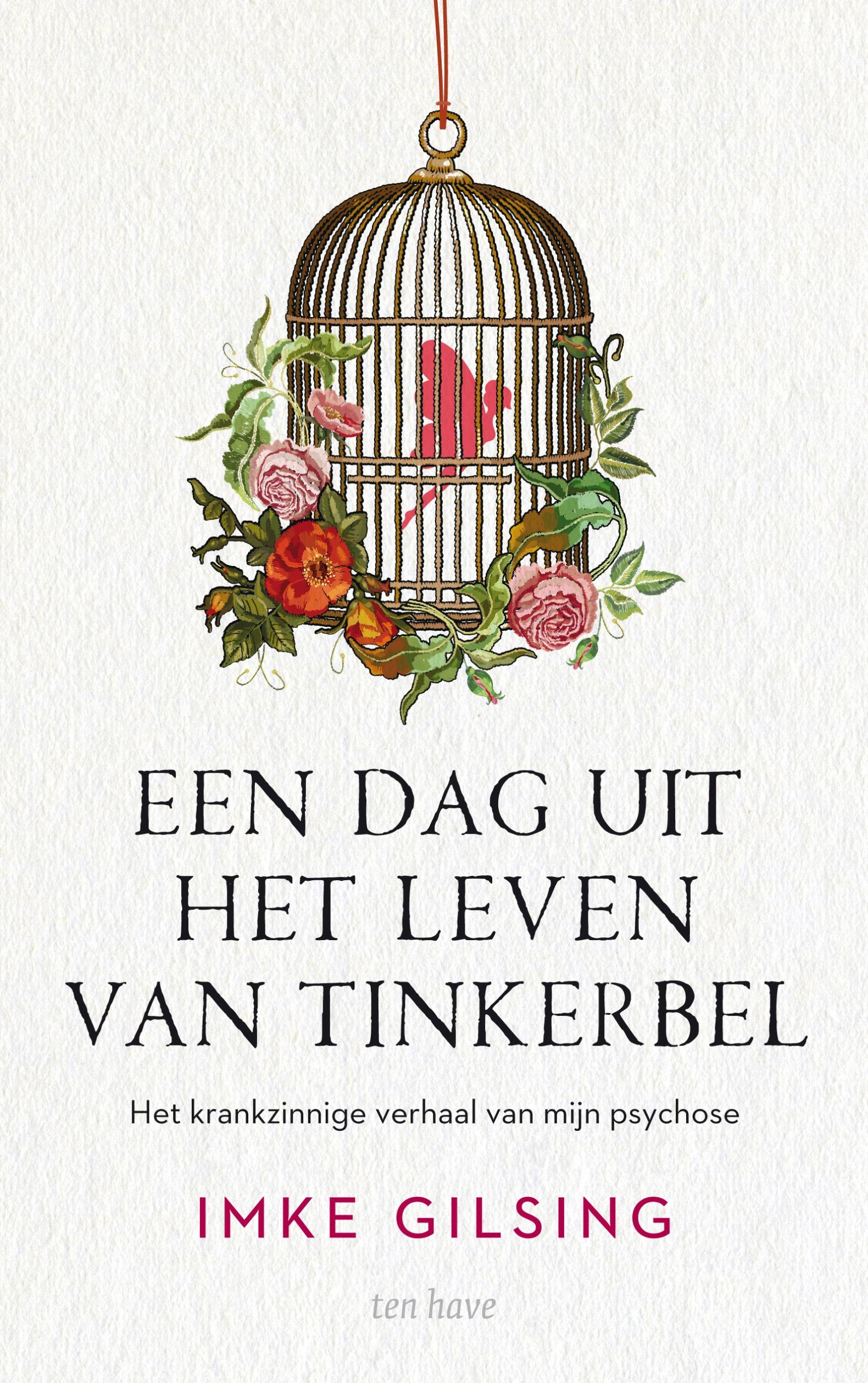 Een dag uit het leven van Tinkerbel - boekenflits