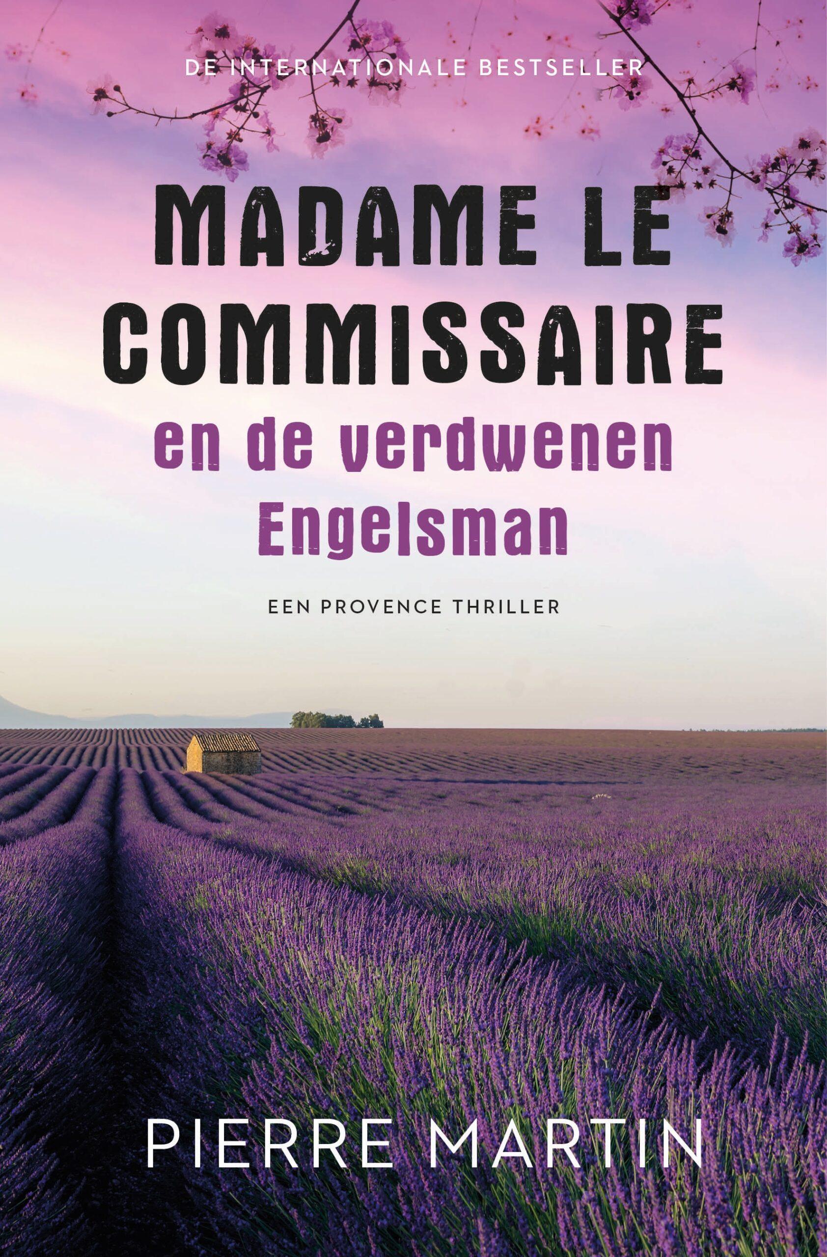 Mme le Commissaire en de verdwenen Engelsman - Pierre Martin