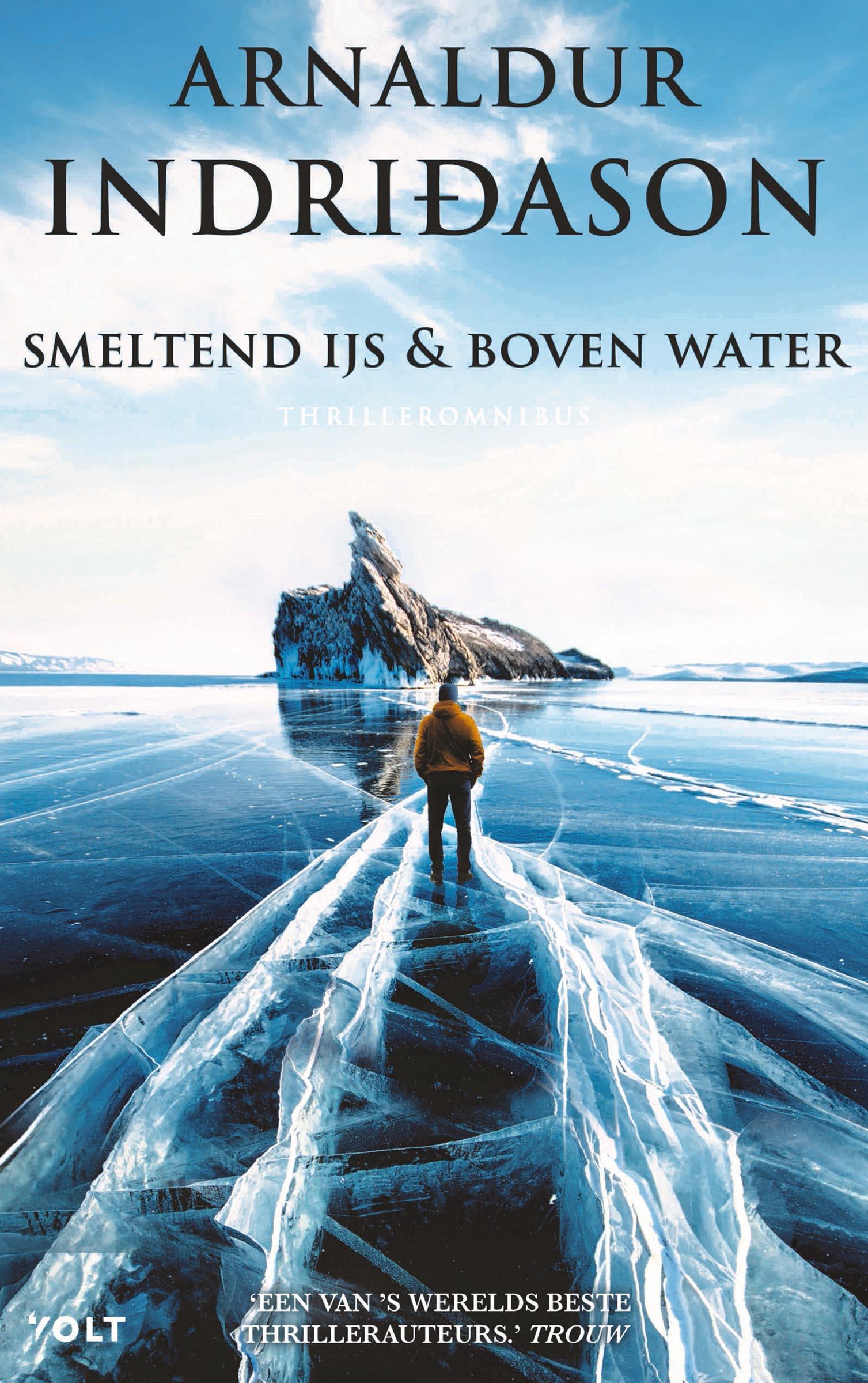 Smeltend ijs & Boven water – boekenflits