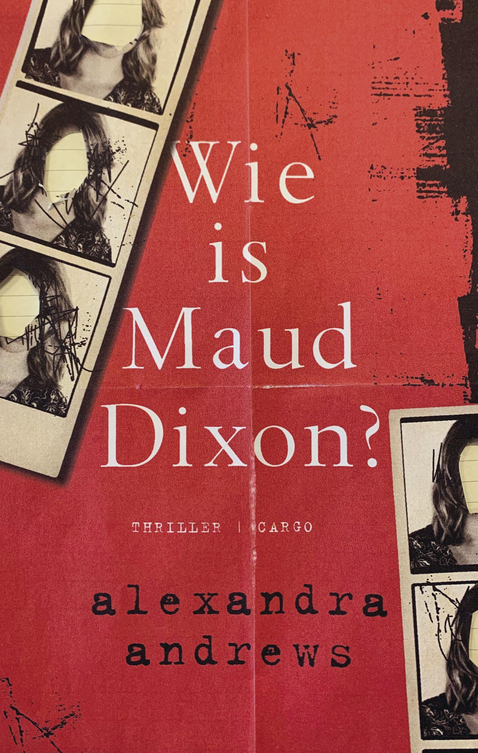 Wie is Maud Dixon - boekenflits