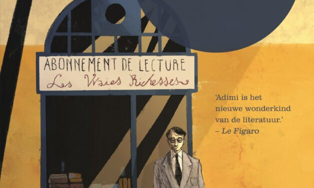 De boekhandel van Algiers – Kaouther Adimi