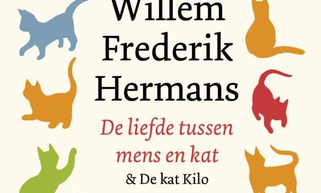 De liefde tussen mens en kat – Willem Frederik Hermans