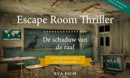 Escape Room Thriller – De schaduw van de raaf – Eva Eich