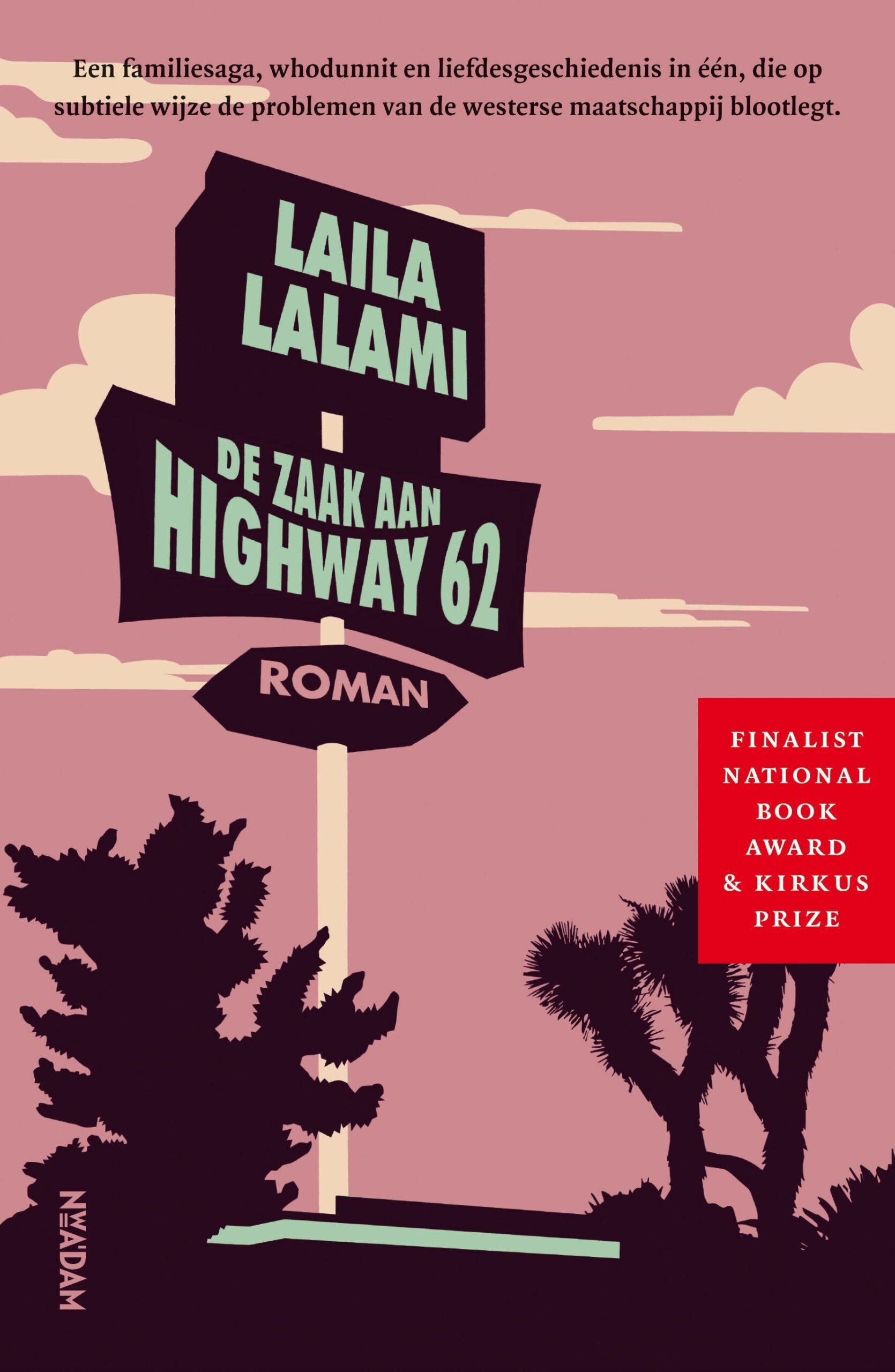 De zaak aan Highway 62 - boekenflits