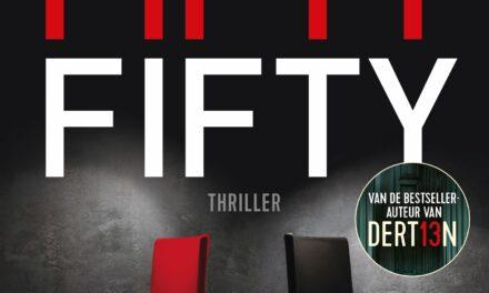 Fiftyfifty – Steve Cavanagh