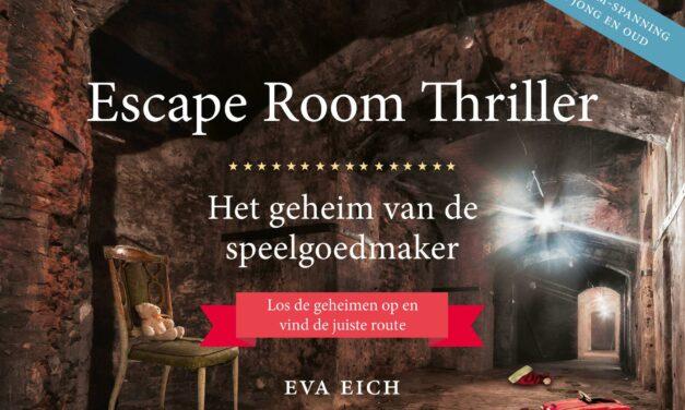 Escape Room Thriller – Het geheim van de speelgoedmaker – Eva Eich