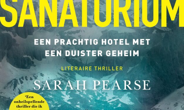 Het sanatorium – Sarah Pearse