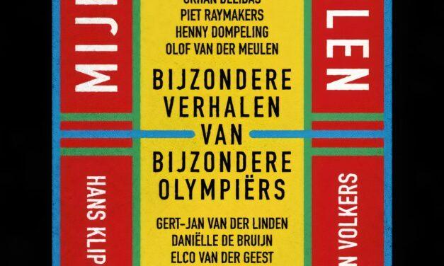 Mijn olympische spelen –  John Volkers, Frans Oosterwijk, Hans Klippus & Henk Stouwdam