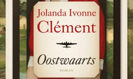 Oostwaarts – Jolanda Ivonne Clément