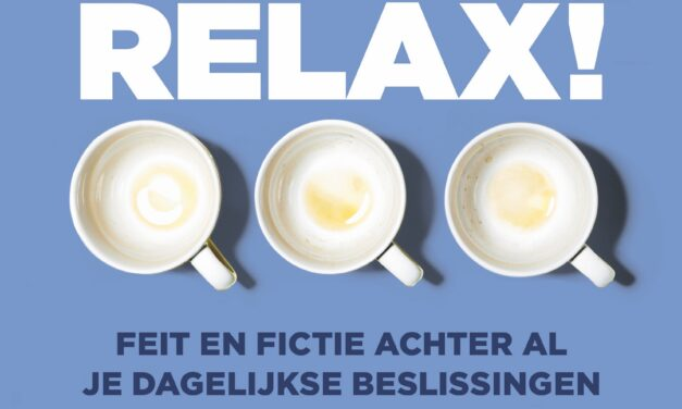Relax! – Timothy Caulfield